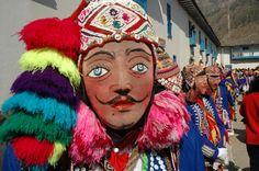 Paucartambo Mask 2005
