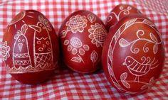 Как красить пасхальные яйца | Успеть все