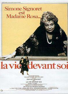 Brilliant Simone Signoret in this Best Picture Academy Award Winner.    http://rarefilmclassics.blogspot.com/2012/04/madame-rosa-la-vie-devant-soi-1977.html