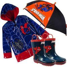 toddler boy raincoats dark blue