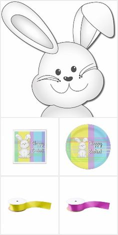 Easter decorations, gifts, gift-wrap, plates, cups, napkins, greeting cards and more!