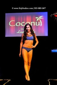 Coconutswim Catwalk / Latin Fashion PDX 2012 .