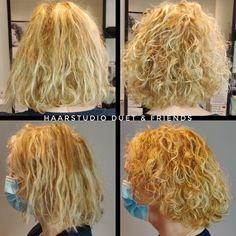 Voor na, before after, krullenknippen. Krullen geknipt bij krullenkapper Haarstudio DUET & friends te Hengelo. hairstyles. Dit is natuurlijk krullend haar, geen permanent en NIET geknipt met de curl.sys. knipmethode, het model is geknipt door krullenkapper, krullenspecialist, allround hairstylist, Marjan van Haarstudio Duet & friends in Hengelo. #krullenspecialist #krullenkapper #krullen #krul #knippen #krullenknippen #krulknippen #curl Curls, Dreadlocks, Long Hair Styles, Beauty, Long Hairstyle, Long Haircuts, Dreads, Long Hair Cuts, Beauty Illustration