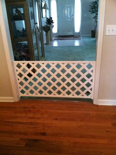 1000 Ideas About Dog Gates On Pinterest Pet Gate