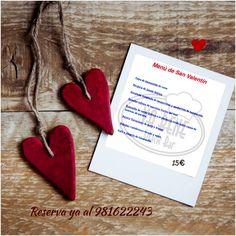 Ven a celebrar San Valentín con nosotros! #pizzeriavabene #vabenesnackbar #sada