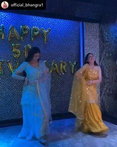 Indian Wedding Songs, Indian Wedding Bridesmaids, Best Wedding Dance, Wedding Dance Video, Girl Dance Video, Dance Workout Videos, Dance Choreography Videos, Dance Videos, Dance Tips