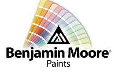 Benjamin Moore House Paint Colors Logo