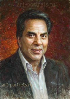 Paintings of famous people in oil on canvas by Igor Kazarin Oil Portrait, Oil Painters, Celebrity Portraits, Bollywood Actors, Painting Tips, Pencil Drawings, Movie Stars, Actors & Actresses, Famous People