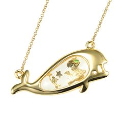 [Disney Store] necklace whale Pinocchio | Disneystore and if gift gift of mail order and sales