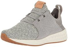 New Balance Women's Fresh Foam Cruz Running Shoe, Grey/Se... https://smile.amazon.com/dp/B01LY32353/ref=cm_sw_r_pi_dp_x_zZVnzb8TXWDZA