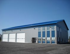 Industrial Park, St. Albert, ON - Ideal Roofing Co. Ltd.