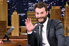 6 Times Jamie Dornan Made Us Laugh By InTouch Weekly. Jamie may have made women everywhere swoon as Christian Grey, but he's more than just...