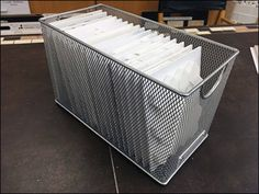Jeffrey Court Wire Mesh Basket Tile Sampler – Fixtures Close Up Expanded Metal, Organizing, Organization, Wire Mesh, Outdoor Furniture, Outdoor Decor, Basket, Tiles, Flooring