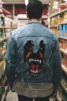 Thoughts on my DIY denim jacket? - Album on Imgur