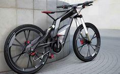 Audi E-Bike : un vélo techno et écolo que vous contrôlez depuis votre smartphone - Orange le collectif