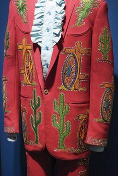 Porter Wagoner's Suit