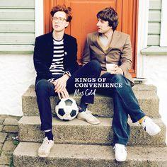 Kings of Convenience Album Cover Photos - List of Kings of Convenience album covers - FamousFix Kings Of Convenience, Music Bands, Cover Photos, Album Covers, Indie, Cold, Couple Photos, Concert, Album Kings