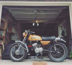 Yamaha Ct1 #scrambler discover #motomood