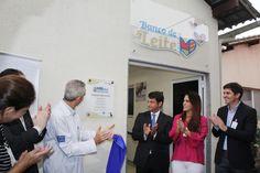 COMO TER UM MUNDO MELHOR: RJ: Hospital Estadual da Mulher inaugura banco de leite que irá beneficiar bebês prematuros