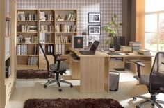 KLIO BRW Home Office. Elements of the collection available in two colours: tatra beech and wenge. It is an economical solution for those who want to decorate their interiors interesting and inexpensively. Polish BRW Modern Furniture Store in London, United Kingdom #furniture #polish #brw #homeoffice Home Office Furniture Sets, Modern Furniture Stores, Red And White, Black, Office Desk, Corner Desk, United Kingdom, London United, Colours