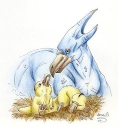 Golduck n' Pdyducklings