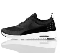 "competitive price 7ecaa 37eb2 Nike WMNS Air Max Thea QS ""Black Pack"" Nike Free Men, Nike Free"