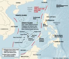 U.S. Stationing Warplanes in Philippines Amid South China Sea Tensions - WSJ