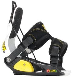 Flow Kids' B1 Youth Snowboard Bindings - Black X-Small (11-2K) by Flow. $70.95. The all up-to-date Flow Kid's B1 Youth Snowboard Bindings are created to soak up gassed-up turbulence and increases feel without forfeiting the response that both newbies and exceptionally skilled boarders appreciate having. Every feature, down to the buckle mechanics, have been analyzed in search of the most reactive materials ever to be used. When you put on Flow bindings, it's like secur...