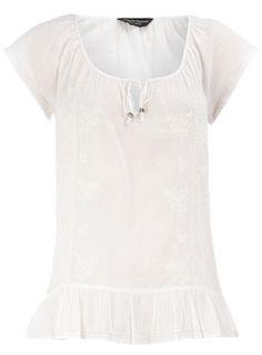 $29 White Blouse