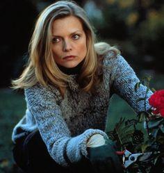 """Michelle Pfeiffer in """"What Lies Beneath"""" film scene."""