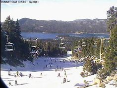 Snow Summit, CA aka Big Bear.  My old stomping grounds!