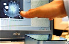 Scanning the Palm - mentioned in Personal Protection