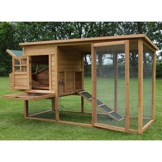 Chicken Coops Imperial Wentworth Large Chicken Coop Hen House Ark Poultry Run Nest Box Rabbit Hutch Suitable For Up To 4 Birds - Integrated Run & Cleaning Tray & Innovative Locking Mechanism Chicken Coops Imperial http://www.amazon.co.uk/dp/B00538JYYM/ref=cm_sw_r_pi_dp_jE.Xtb1G272KAC7C   would go very nicely in our garden!