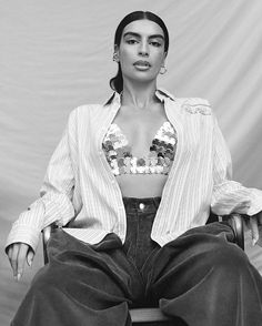 "7,144 Likes, 106 Comments - SEVDALIZA (@sevdaliza_) on Instagram: ""Interview Magazine, June 2017. On stands now. photography @simon.eeles styling @karenclarkson"""