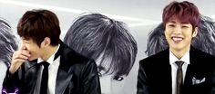 L and Sungyeol laughing. Infinite Members, Nostalgia, Kim Myung Soo, Myungsoo, Lee Sung, Kpop, K Idols, Boys, Girls