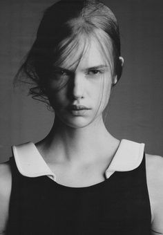Stina Rapp by Patrick Demarchelier for Interview