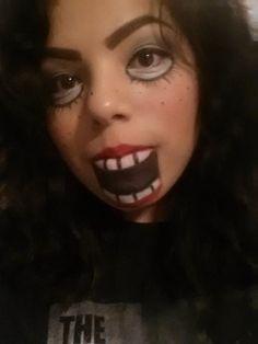 Creepy Puppet Makeup - Imgur
