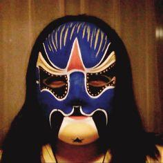 Beijing Opera mask I made. :-)