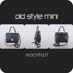 Old Style MINI #macrilia  www.macrilia.it
