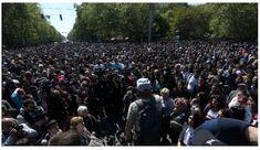 FoulsCode: Αρμενία: Για δέκατη μέρα συνεχίζονται οι διαδηλώσε...