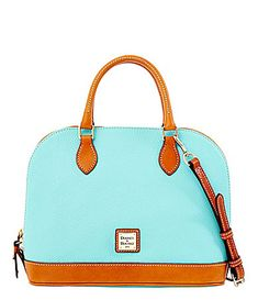 Dooney and Bourke Zip Zip Satchel, I'd love you forever if you got me this #please&thankyou