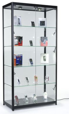16 delightful model display cases images cabinets window displays rh pinterest com display case adjustable shelves display case adjustable shelves