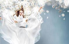 Jill Stuart Crystal Bloom Fragrance Contract 2014 (Jill Stuart)