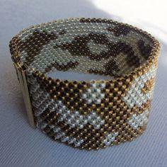 """Bracelet """"Cobra 1"""" Hand-Woven"""