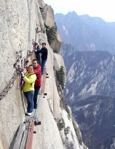 Travel Discover Explore which are the most dangerous paths in the world. Check out the list of most dangerous paths in the world. Trekking Places To Travel Places To See Dangerous Roads Scary Places Hiking Trails Adventure Travel Beautiful Places Scenery Places To Travel, Places To See, Dangerous Roads, Scary Places, Tours, Hiking Trails, British Columbia, Adventure Travel, Paths