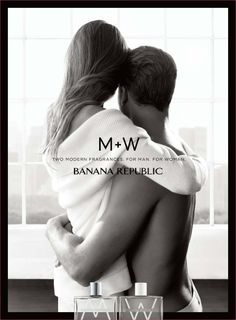 Banana Republic Fragrances campaign styled by Christian Stroble