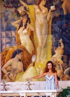 Slim Aarons http://markdsikes.com/2012/11/11/la-dolce-vita/