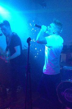 Andy Daniels and Matt Elliss - the Starkins