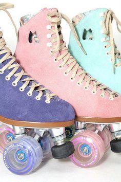 andar de patins :)