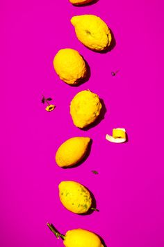 Maurizio di Iorio - Printed Pages Sring 2014 Cover Process Mellow Yellow, Pink Yellow, Magenta, Colour Yellow, Bright Colors, Do It Yourself Inspiration, Color Inspiration, Still Life Photography, Color Photography